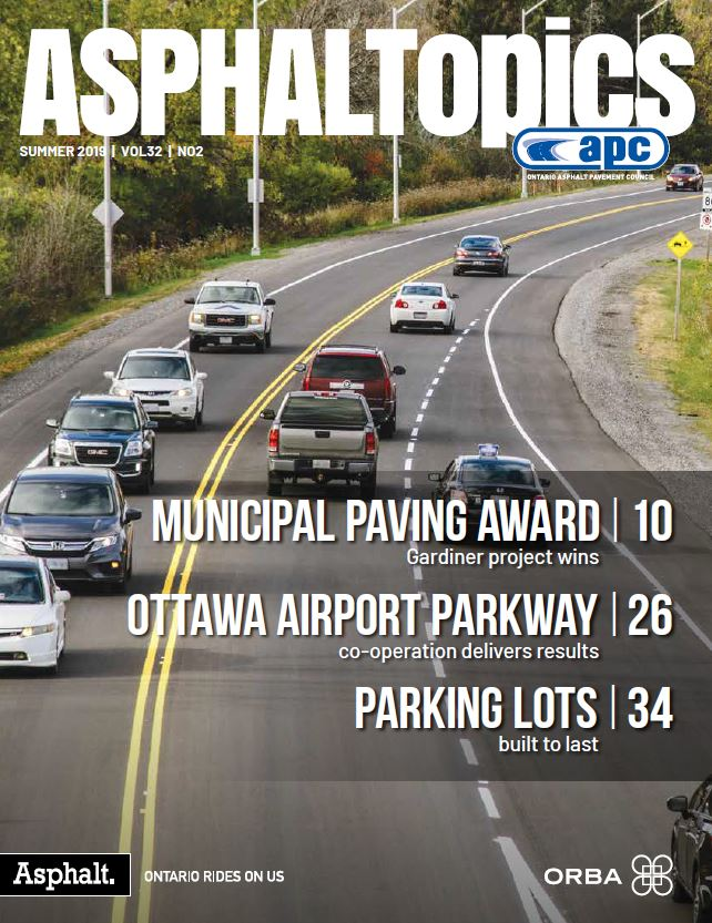Ontario Asphalt Pavement Council, formerly Ontario Hot Mix